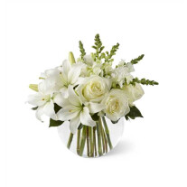 Special Blessings Bouquet Vase included